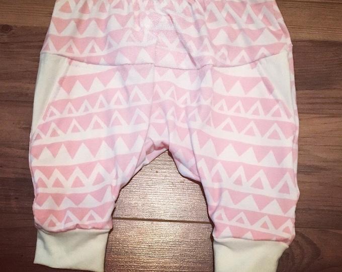 Pocket puff pants