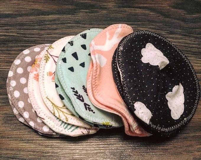 Reusable nursing pads