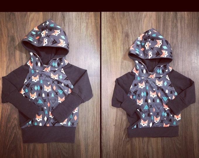 Grow hoodie