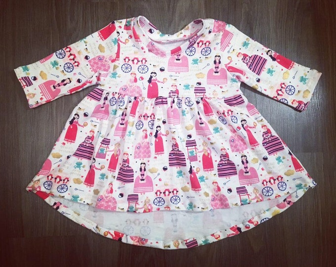 Kids peplum Top
