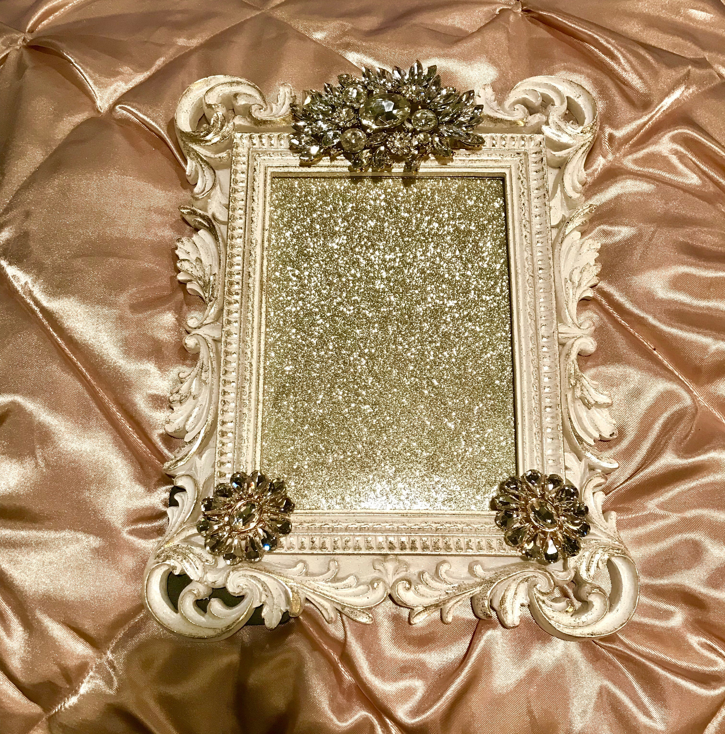 d0198a85613 Ivory and gold fancy picture frame with beautiful genuine jpg 2963x3000 Beautiful  gold frames