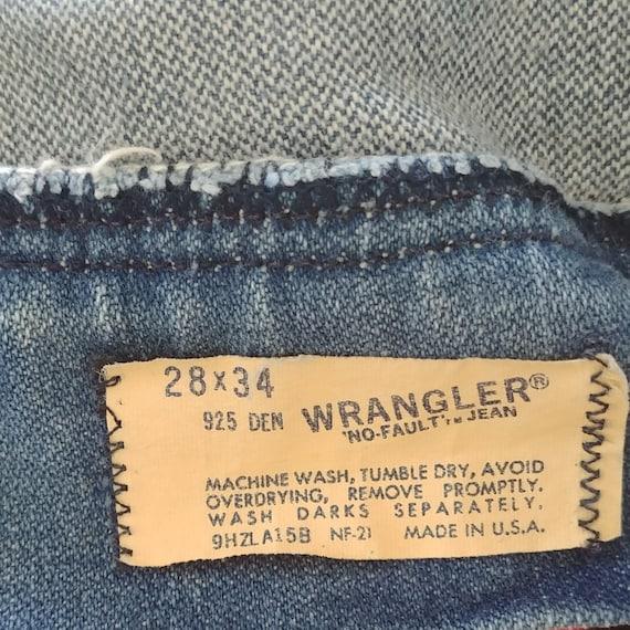 Wrangler Jeans - image 4