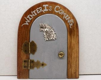 Fairy Door, Game of Thrones House Stark