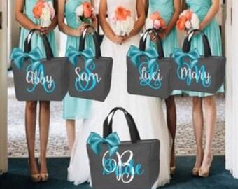 cac430e487afcb Bridesmaid tote bags