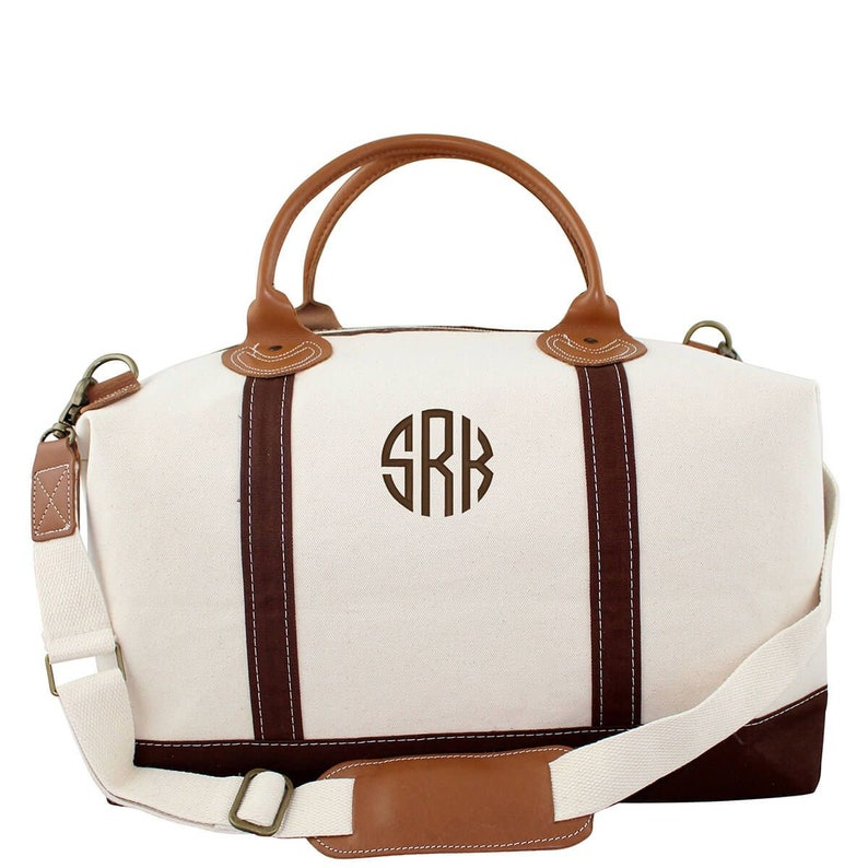 d38187cd0e5a Monogram Weekender Bag Monogram Overnight Bag Travel Bag