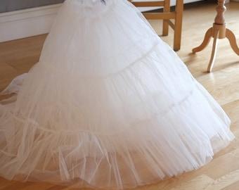 Bridal dress petticoat