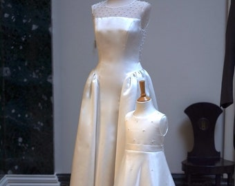 Bridal dress / wedding dress