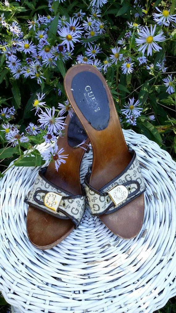 Guess  Mules
