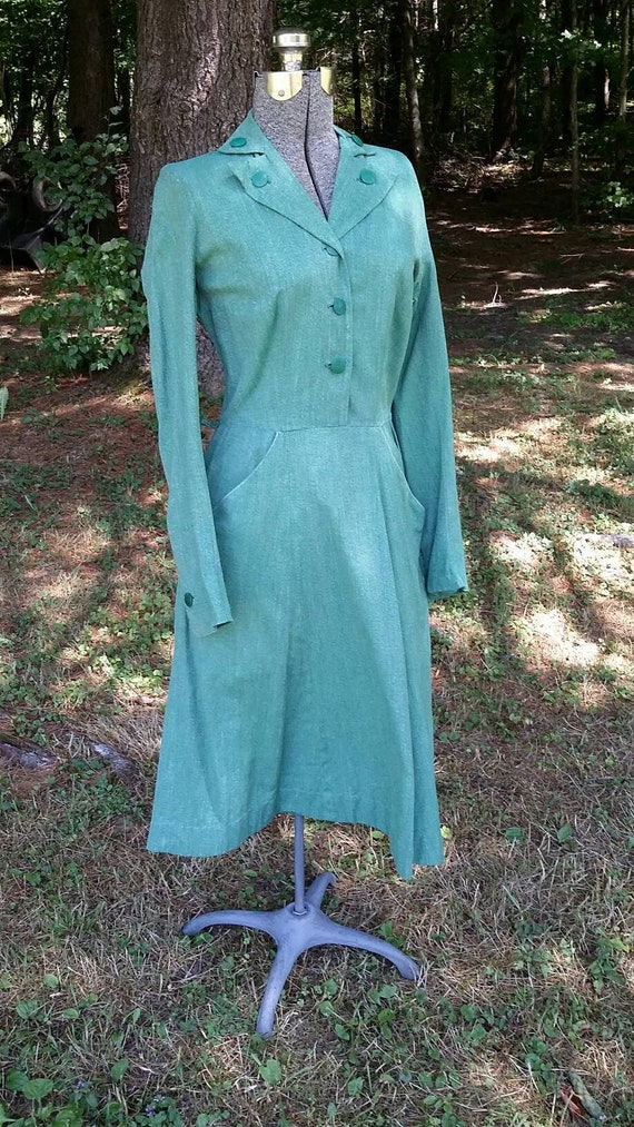 Girl Scout Mom Dress