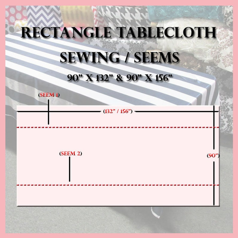 90 X 132 inches Gray  White Chevron Cotton Rectangle Tablecloth 58 X 108 90 X 120