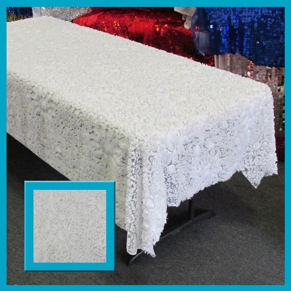 Tablecloth Rose Satin 55 X 108 Rectangle Light Pink