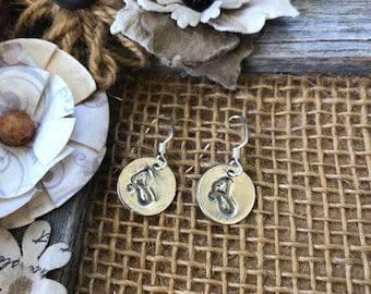 Stethoscope Earrings