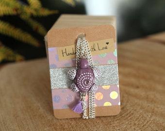 My little sea turtle necklace