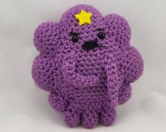 Lumpy Space Princess inspired Amigurumi