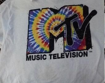 3fb2608447d789 MTV graphic tee size medium