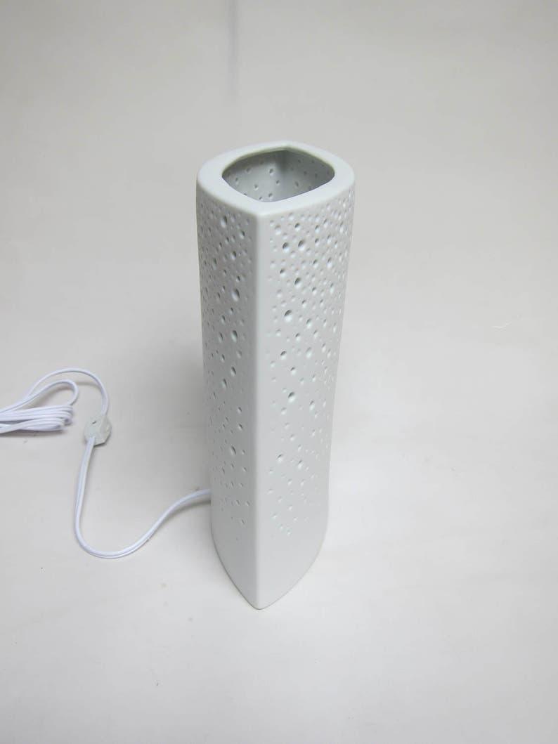 Porcelain Star Lamp