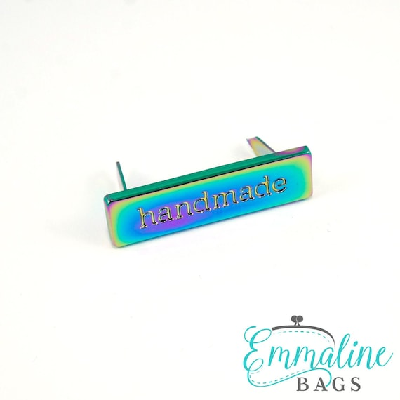 range of finishes for bags /& crafts Emmaline Bags #5 Zipper pulls RECTANGLE