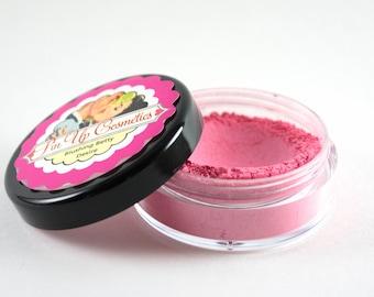 Pin Up Cosmetics Blushing Betty Vegan Mineral Blush in Desire
