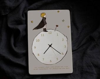 Pulkstenis ar mazo princi