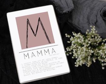 Mamma-definīcija- digitāls fails