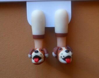 Slippers bookmark, Dog bookmark, Unique Bookmark, Bookmark
