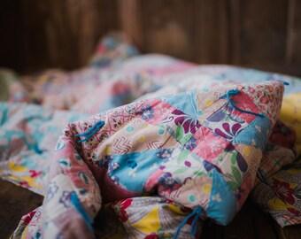 34 Vintage Quilt