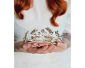 Antique 800 Silver Myrtle Tiara and Corsage 1930, Boho Bride Accessory, Vintage Headdress