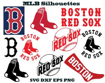 photo relating to Boston Red Sox Printable Schedule identify Pink sox printable Etsy
