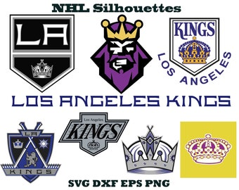 graphic relating to Los Angeles Kings Printable Schedule referred to as La kings artwork Etsy