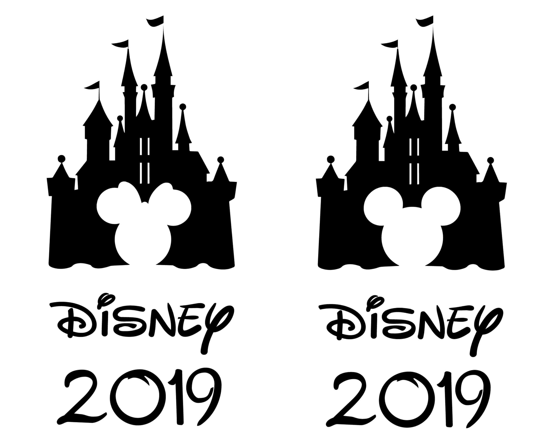 Disney castle svg Castle clipart Disney svg Disney dxf   Etsy