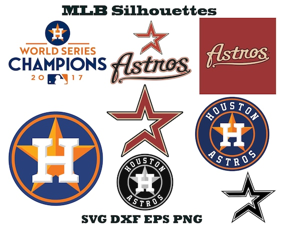 Astros Logo >> Houston Astros Logo Sports Silhouette Baseball Silhouette Houston Astros Svg Astros Eps Astros Cut File Astros Cricut Printable Art