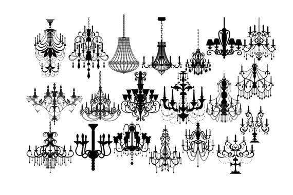 Chandelier silhouette baroque ornament chandelier svg chandelier chandelier silhouette baroque ornament chandelier svg chandelier clipart vintage chandelier digital chandelier chandelier image from twelvepaperss on aloadofball Images