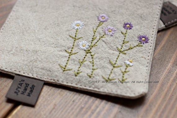 Machine Embroidery Pattern Daisy Embroiderysmall Size Etsy