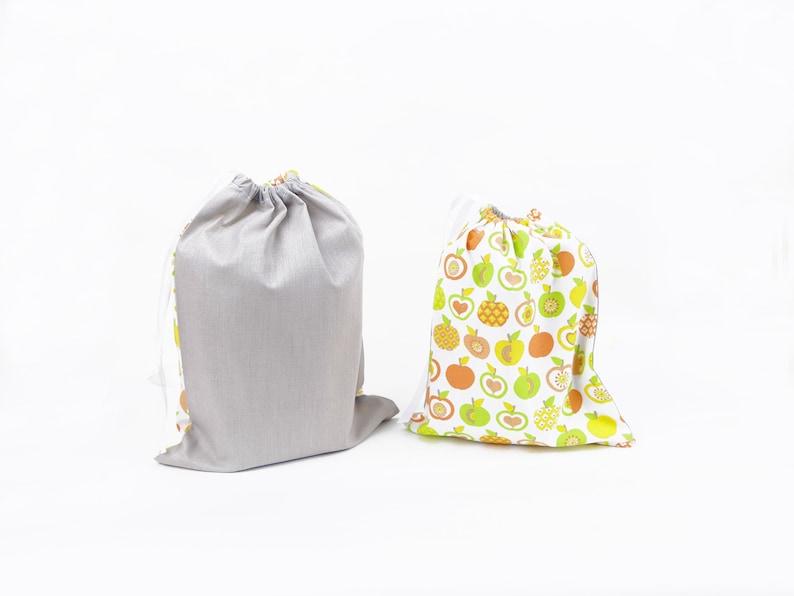 Grocery Bags APPLE Zero Waste