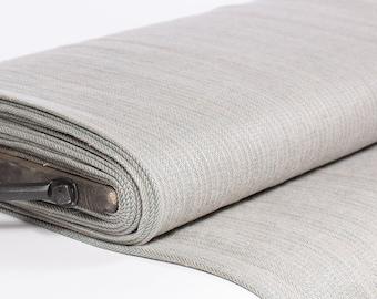Linen fabric Herringbone