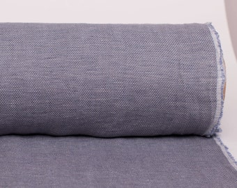 Linen fabric Last pieces: 1.1 yard; 1.7 yard; 2 yard; 2.8 yards By the meters - 1 m; 1.55 m; 1.8 m; 2.55 m Honeycomb Pattern