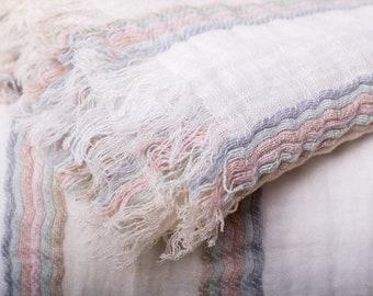 Linen BEDDING & BLANKETS