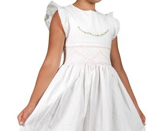 Robes De Petite Fille D Honneur Etsy Fr