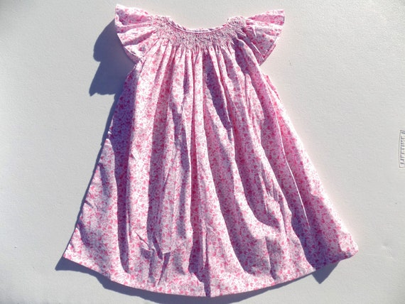 1 Year Birthday Girl Gift Dress Flower Baby