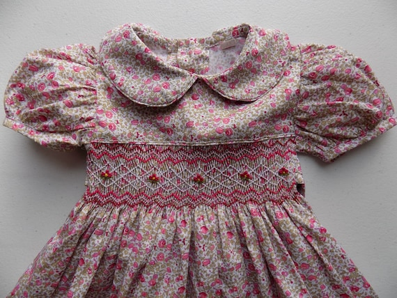 smocked dresses baby girl3 6 9 months outfit smocked dress for baby girl
