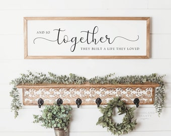 And So Together Etsy