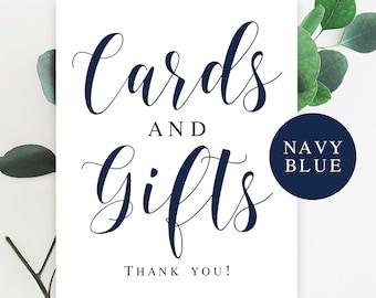 Navy Blue Wedding Etsy