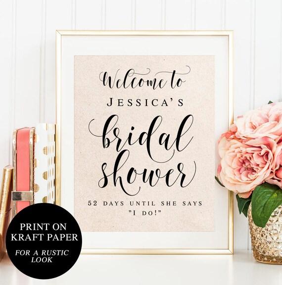 Dark Red #PRLIE Printable Burgundy Welcome Poster Template Boho Instant Download Modern Bridal Shower Welcome Sign Minimalist