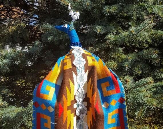 Azteca Peacock