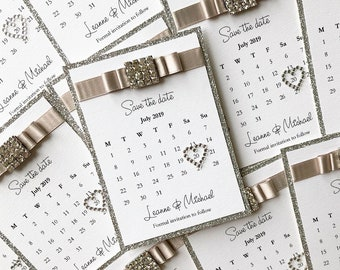 magnet save the date etsy