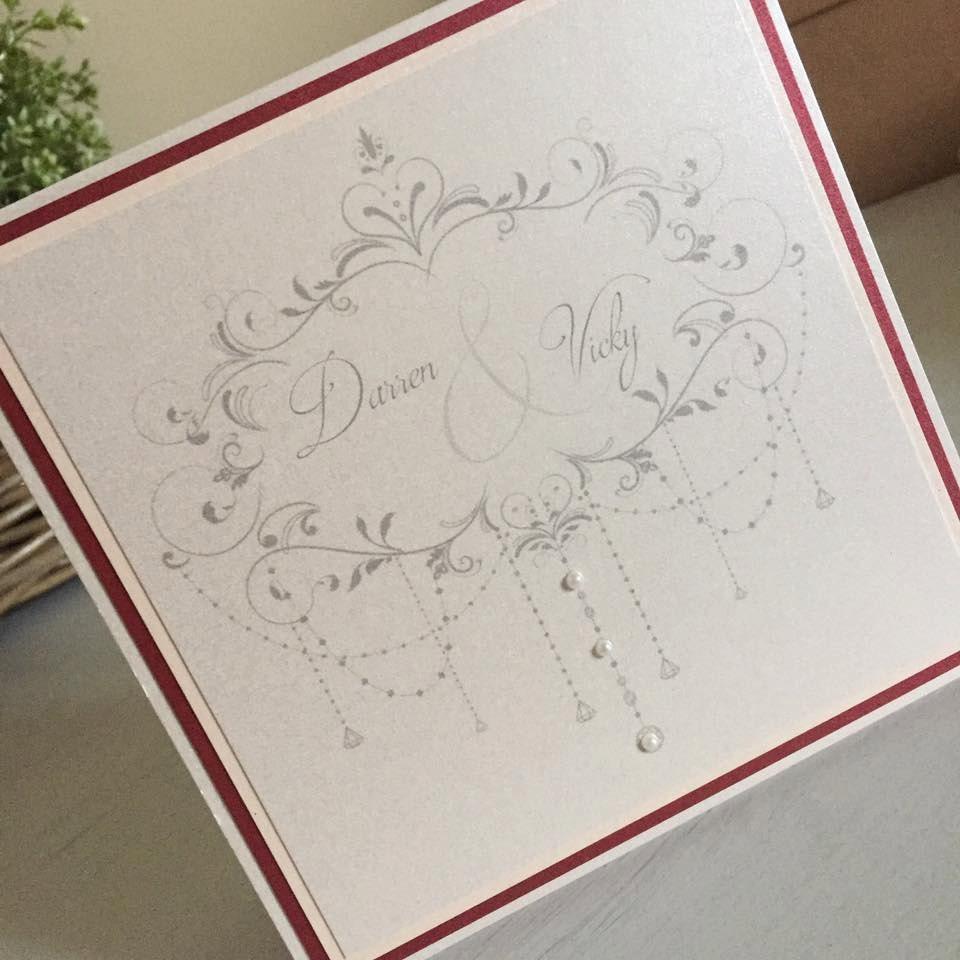 Rexcraft Wedding Invitations: Vintage Wedding Invitations / Vintage Wedding Invites /