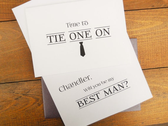 funny will you be my best man card will you be my best man etsy