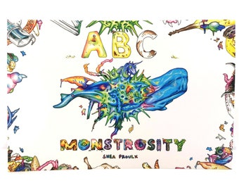 ABC Monstrosity - softcover