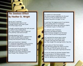 The Dominoes Effect - Printable Digital Download