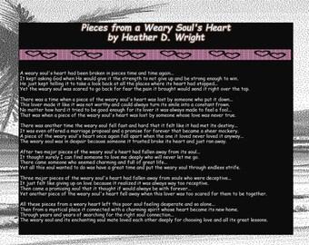 Poetic Art on Love